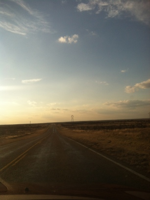 På vägen till Colorado