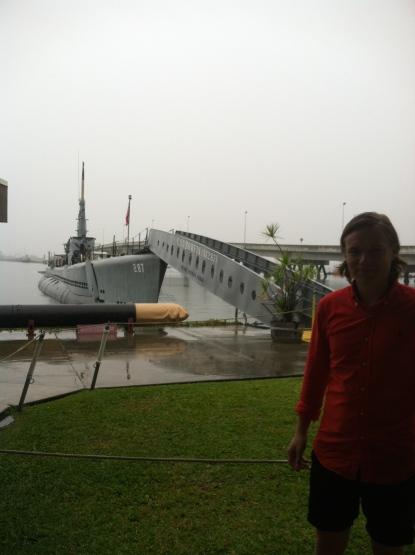Ubåten som vi steg på